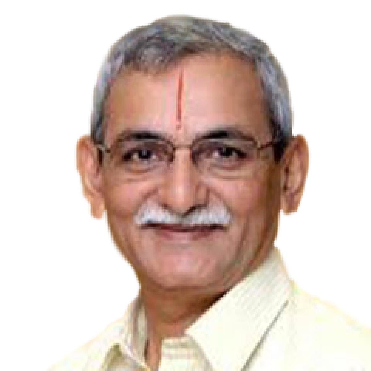 Central Vigilance Commissioner K V Chowdary