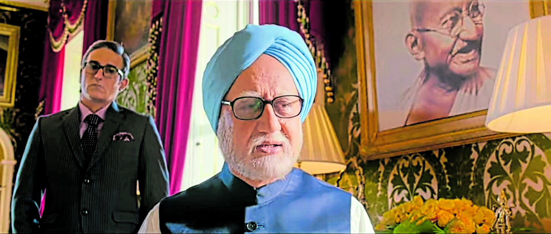 The Accidental Prime Minister was supposed to be a revelatory movie but critics were not impressed.