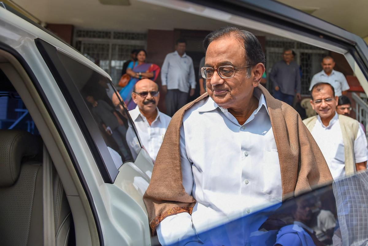 Senior Congress leader P Chidambaram on Tuesday accused the BJP government of following a scorched-earth policy, saying it will spend the money it does not have and will leave a huge unpaid bill for the next dispensation. PTI file photo