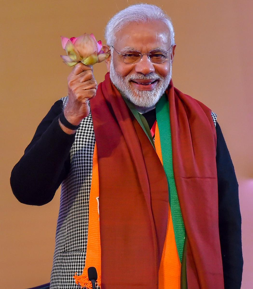 Prime Minister Narendra Modi on Tuesday launched a slew of projects worth over Rs 1,550 crore for Odisha. PTI file photo