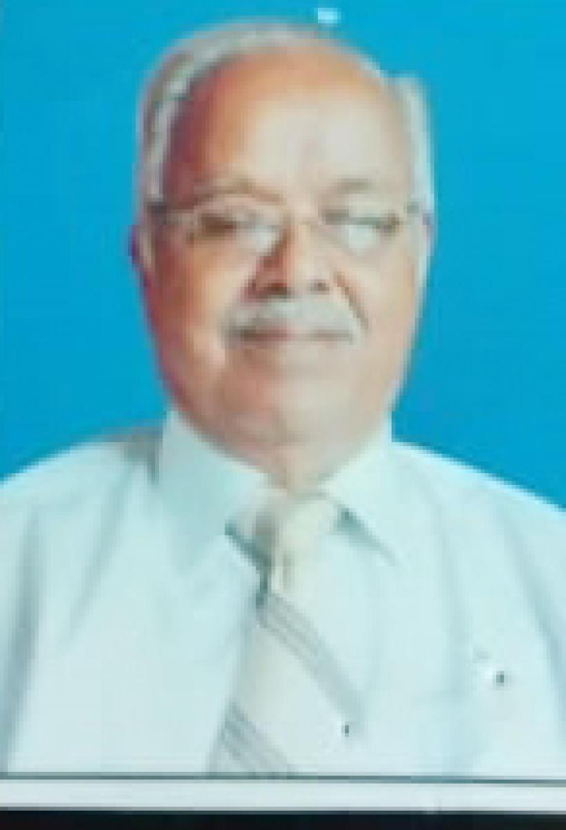 Prof Kodi Kushalappa Gowda