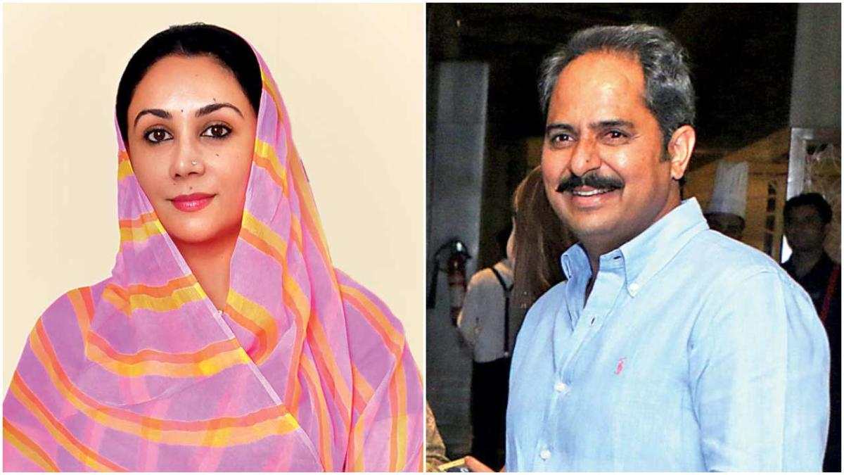Jaipur's royal couple divorced | Deccan Herald