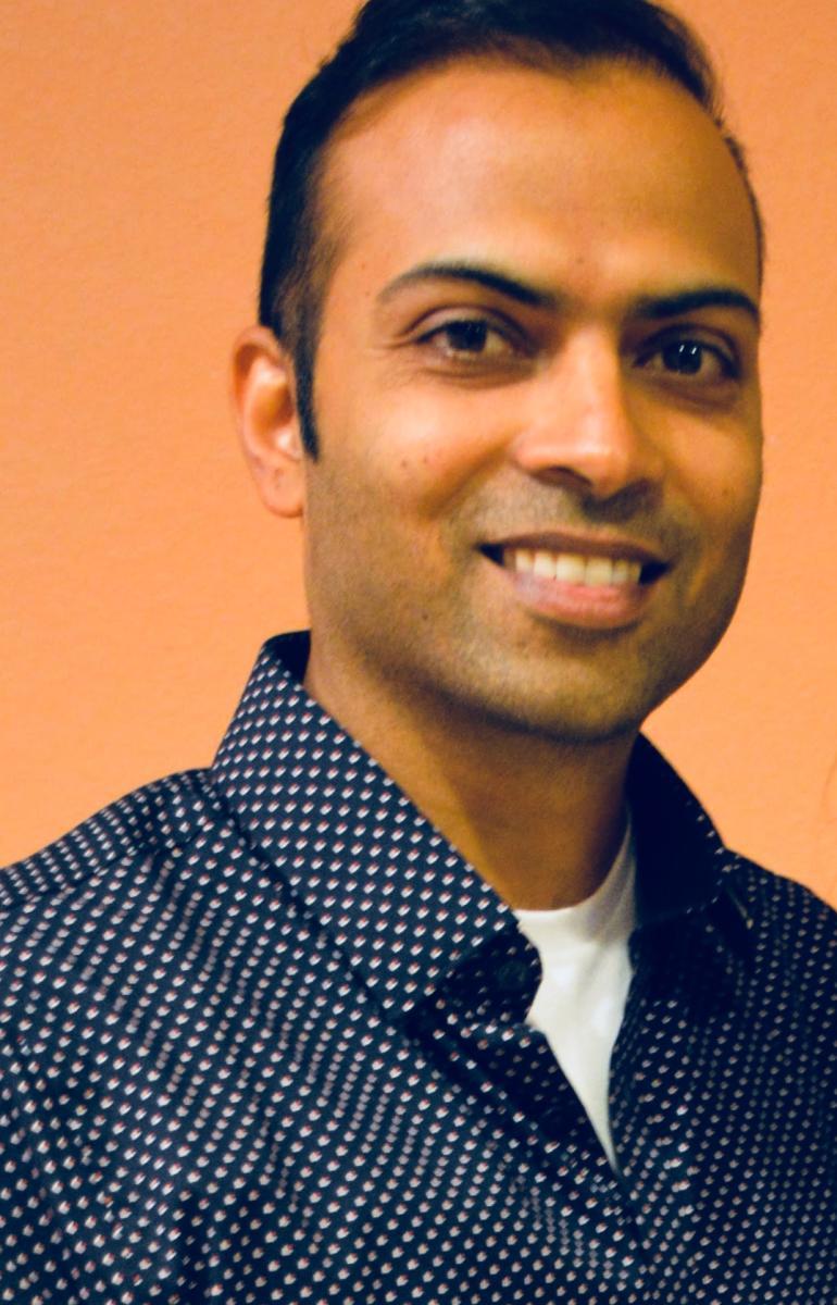 Ajay Sarpeshkar.