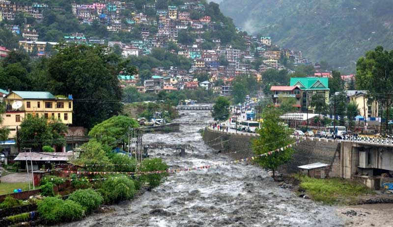 As per the century-old tradition, only residents of a few villages in the area have the 'right to catch the holy flower.' PTI File Photo of Kullu.