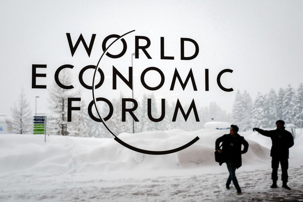Over 30 heads of states, hundreds of CEOs of corporations, economists and celebrities will be attending the forum. AFP file photo.