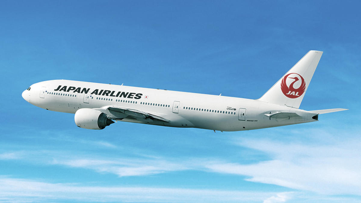 Japan Airlines announces nonstop service to Bengaluru