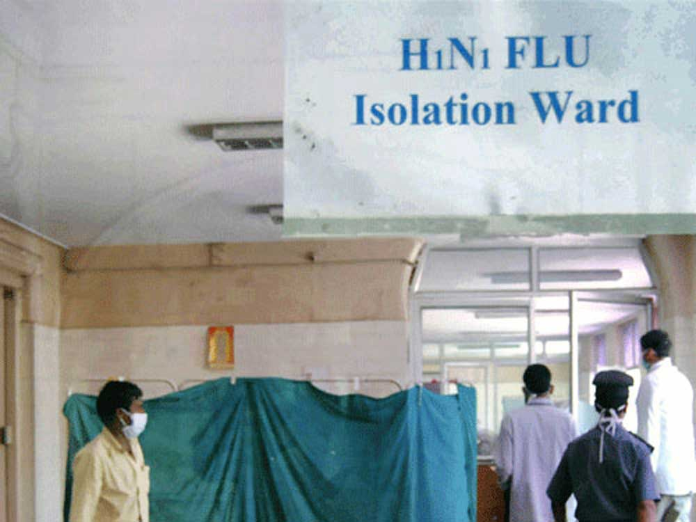 Swine flu is an infection caused by one of the several swine influenza viruses (SIV), with H1N1 strain being the most common across the country. PTI file photo