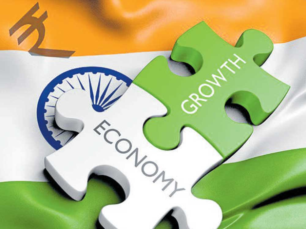India's economy is expected to grow at 7.4 per cent during 2018-19 and improve to 7.6 per cent in the next fiscal, said a UN report on Wednesday. File photo