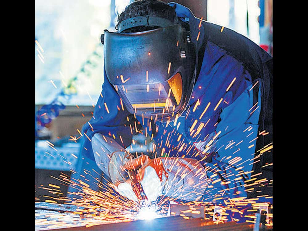 Dun & Bradstreet (D&B) expects Index of Industrial Production (IIP) to have moderated by 1.5-2 per cent during December 2018. File photo