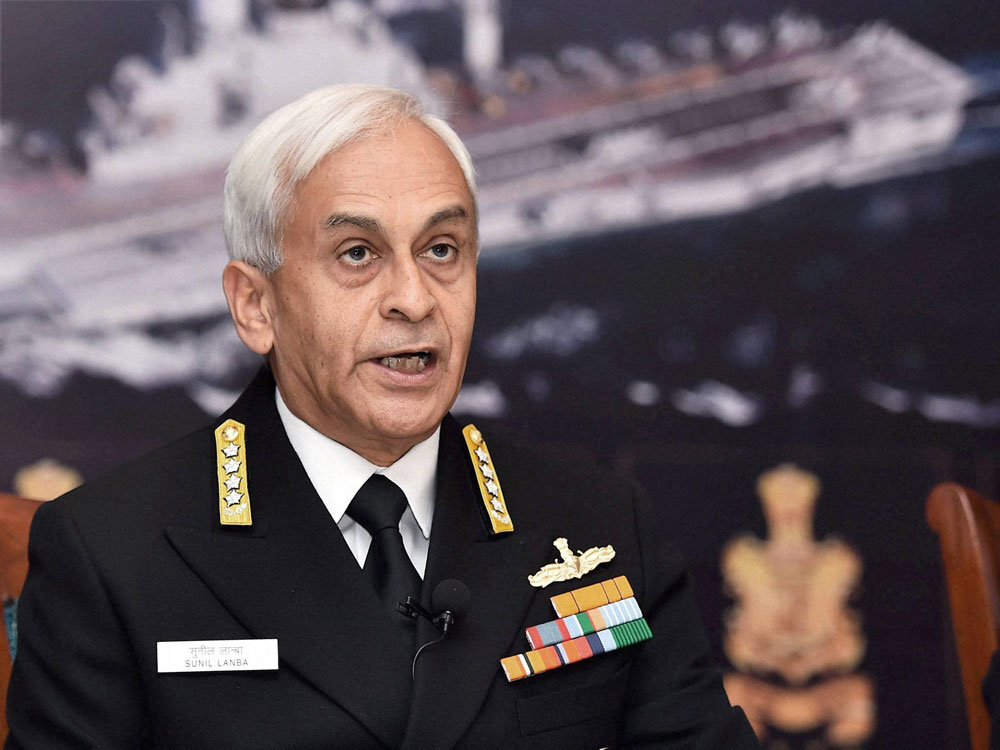 Naval Air Station Shibpur, being used by the Indian Navy since 2001, has been commissioned as INS Kohassa by the Navy Chief Admiral Sunil Lanba. (PTI File Photo)