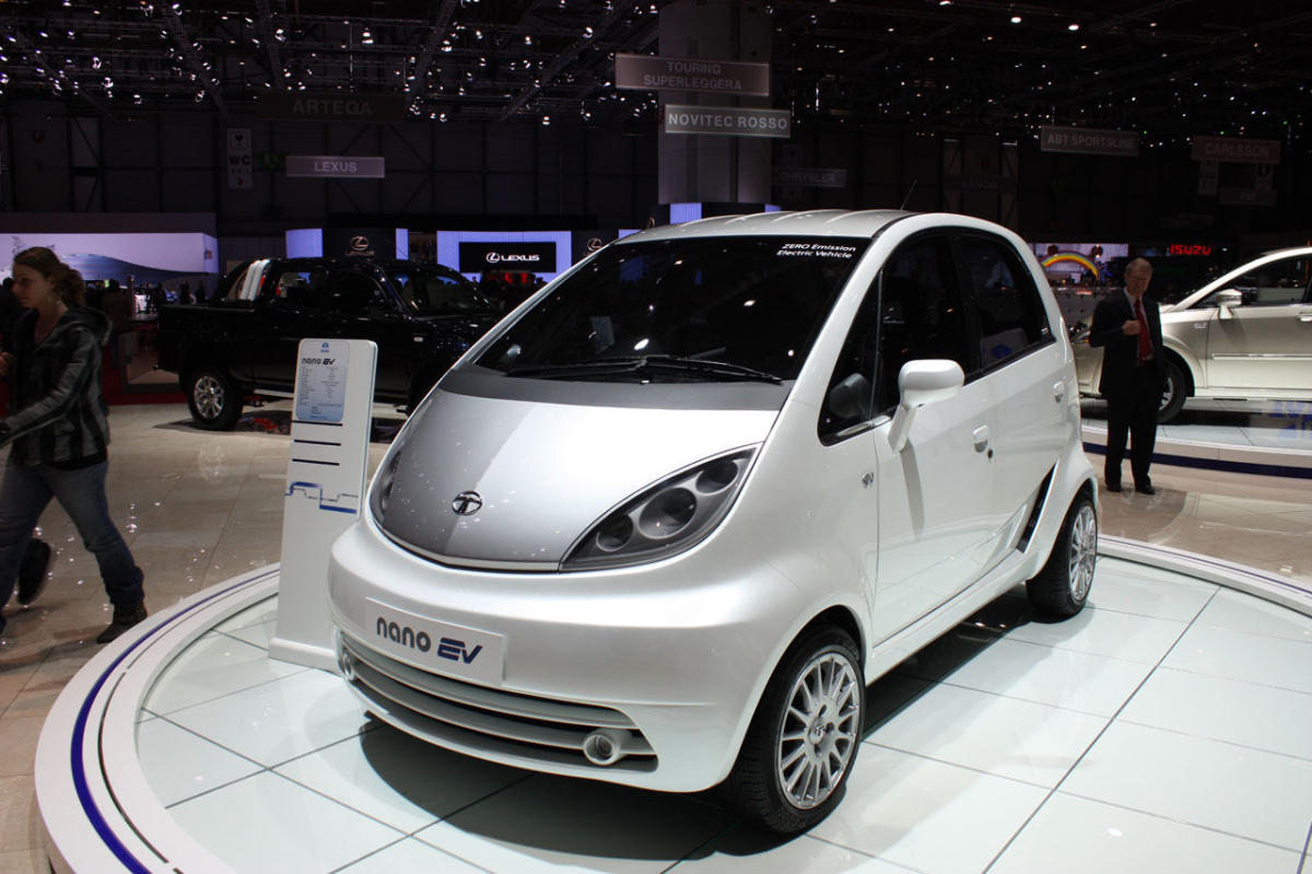 The entry-level car, the brainchild of Ratan Tata who envisaged giving a safer and affordable alternative to families riding on two-wheelers, received lacklustre response from the Indian consumer. DH File Photo