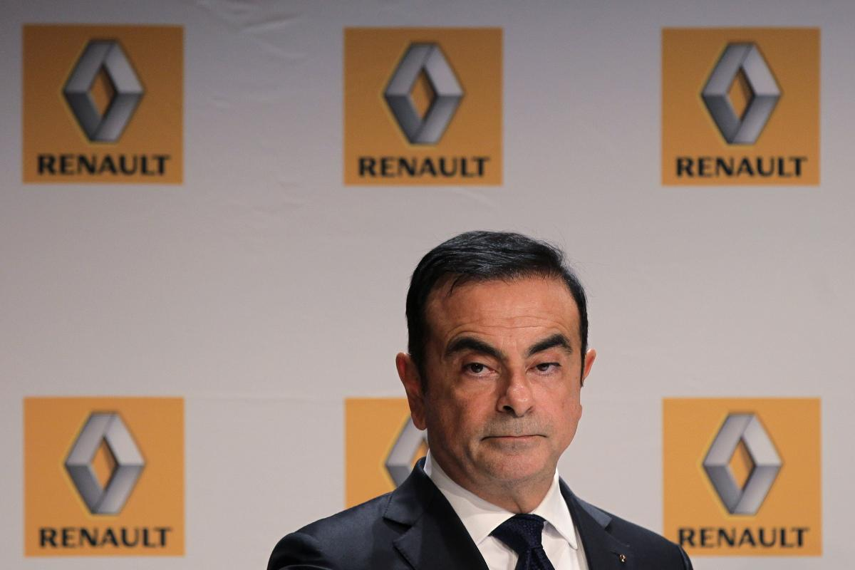 Carlos Ghosn handed his resignation ahead of a board meeting where his successor will be appointed. AFP file photo.