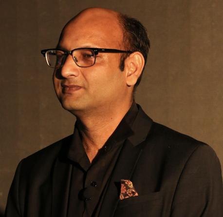 Shrikant Mohta Director & Co-Founder - SVF, Co-Founder - Hoichoi SVF Entertainment Pvt Ltd. Photo source: SVF website