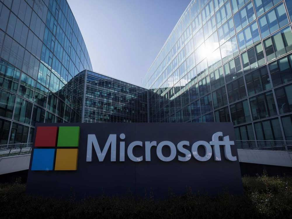 Bing has continued to operate in China, along with Microsoft-owned Skype, even after Google shut down its search engine there in 2010. AFP file photo.