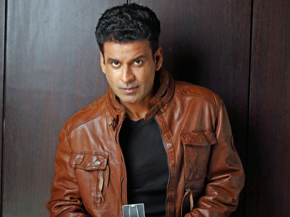 Manoj Bajpayee says his Padma Shri honour is a win for the people who believed in his talent and supported him throughout his cinematic journey. File photo