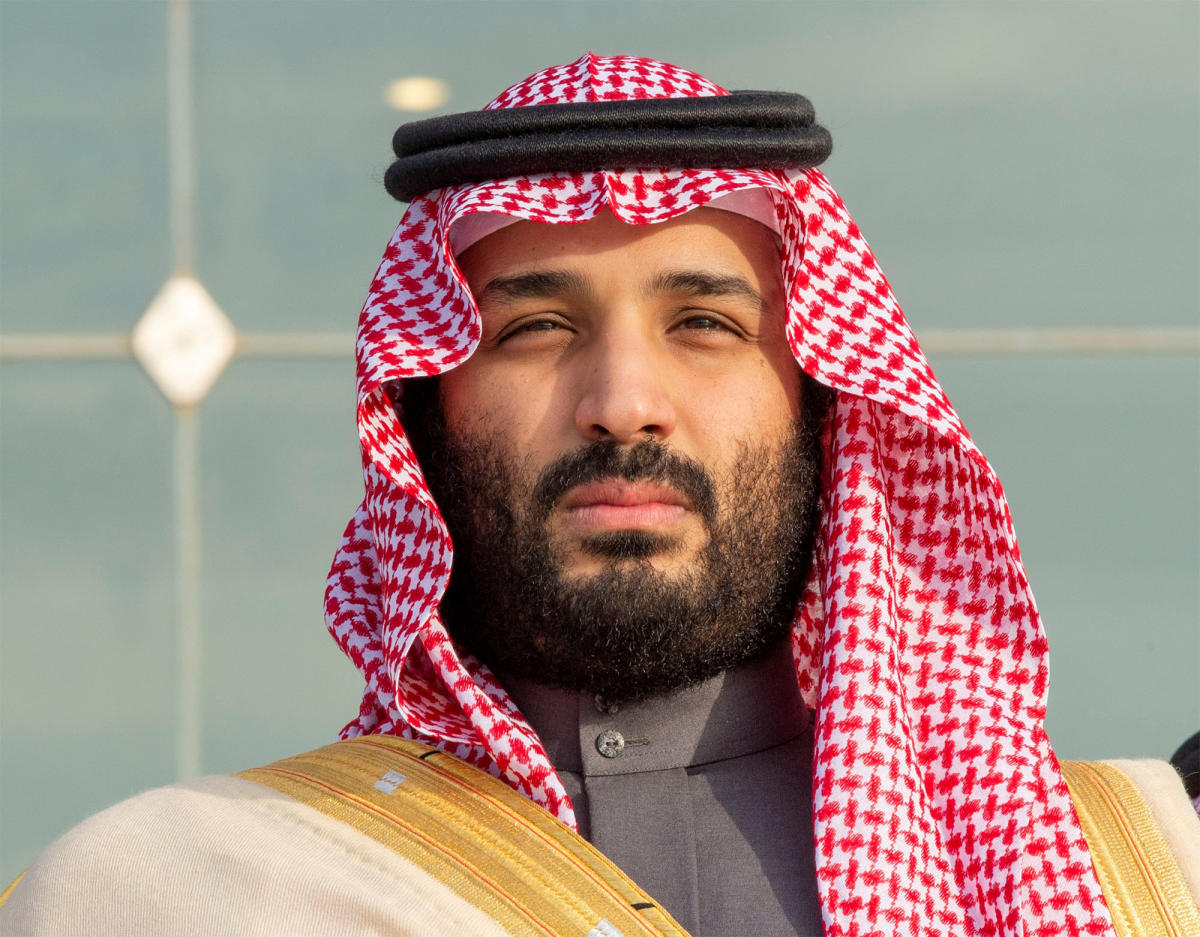 Saudi Arabia's Crown Prince Mohammed bin Salman. Reuters file photo