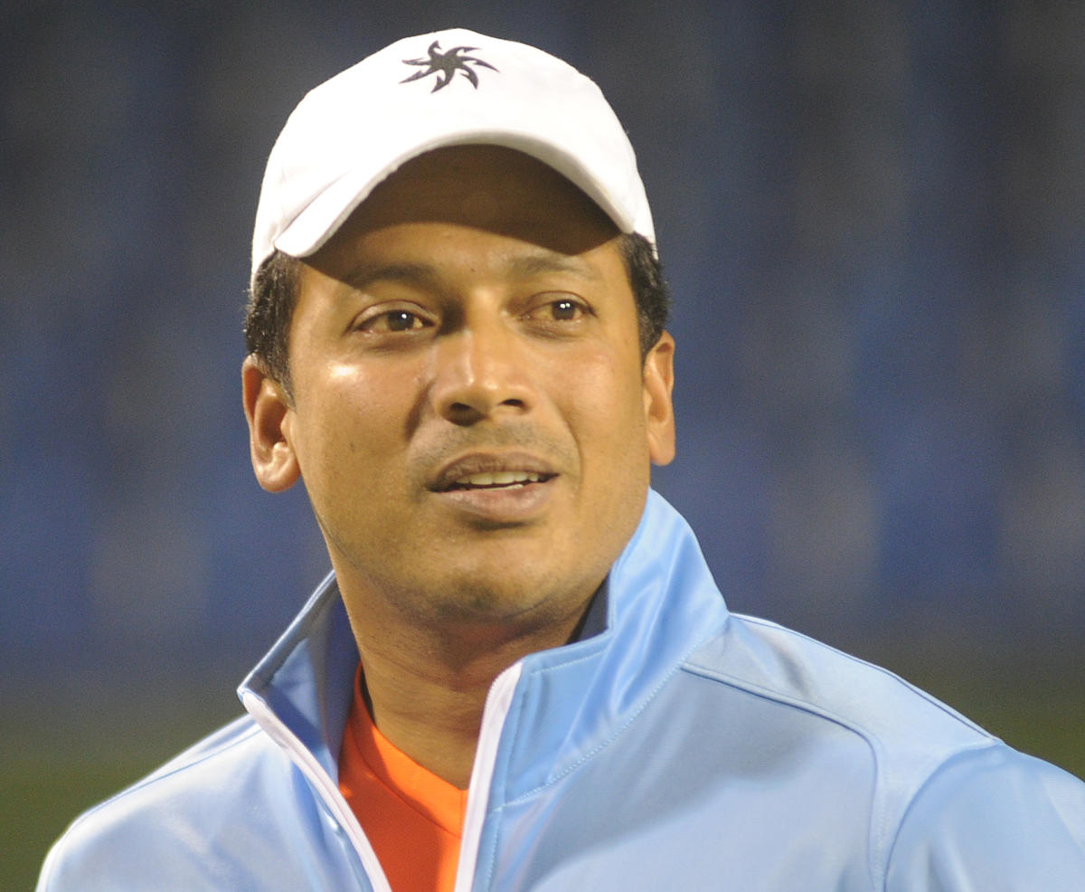 Indian Davis Cup team's non-playing captain Mahesh Bhupathi feels for tennis to grow in India quality singles players are needed. DH File Photo