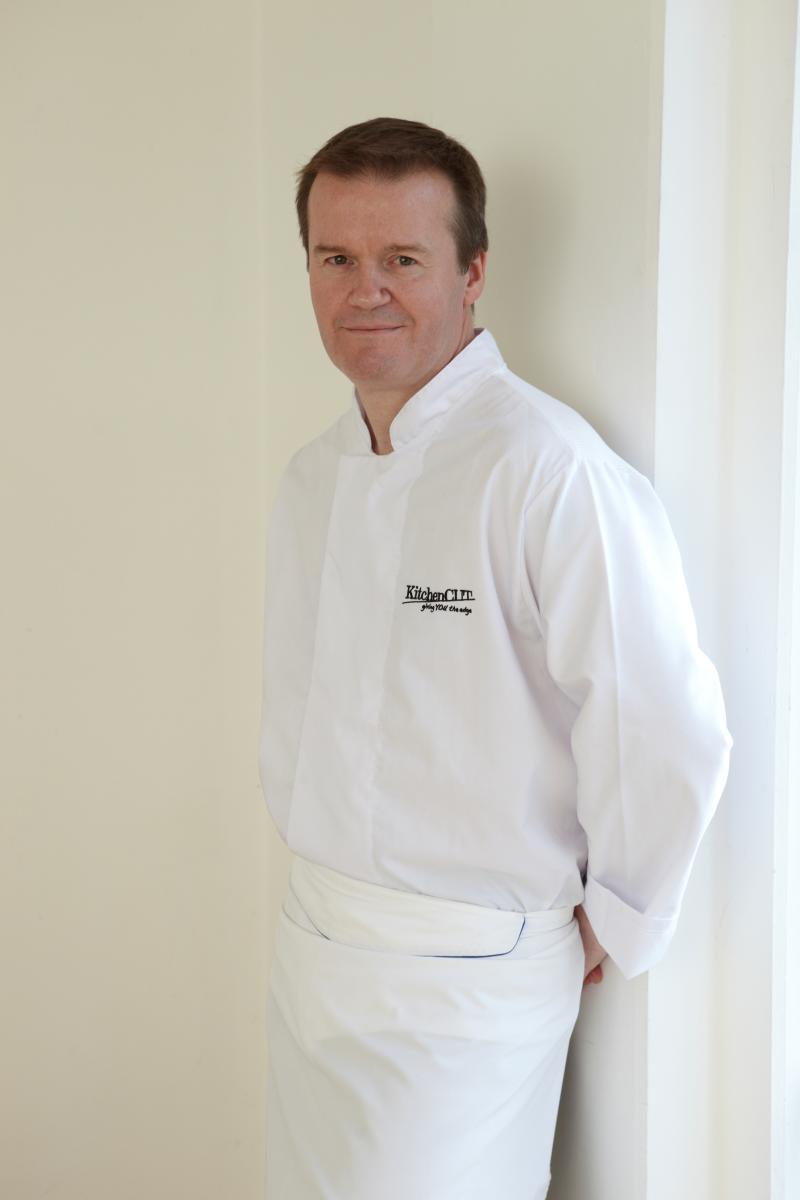 Chef John Wood