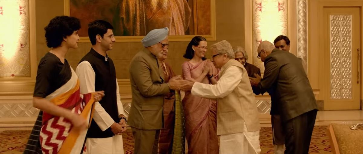 For many, 'The Accidental Prime Minister' was a cheap attempt to malign Manmohan Singh. It played on the popular perception that SIngh was Sonia Gandhi's puppet and never opened his mouth.