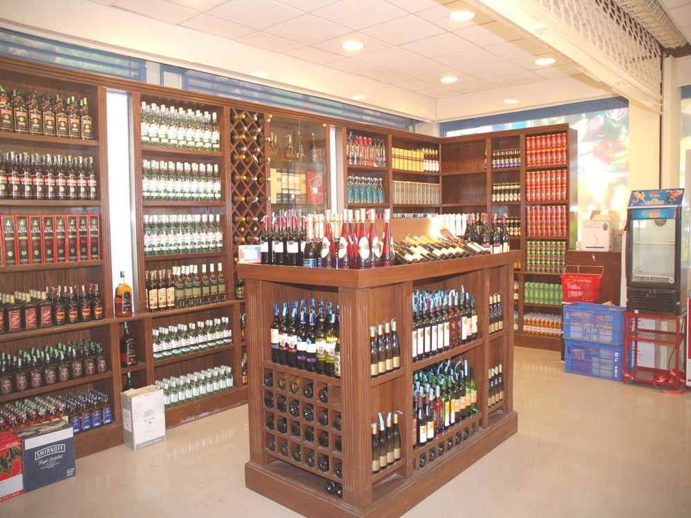 Some liquor vendors had moved the court challenging the government's dry days directive.DH file photo