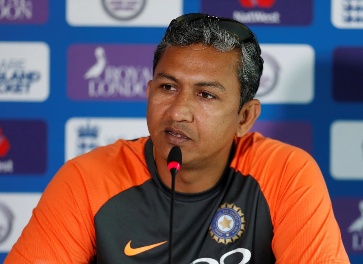 Assistant coach of India Sanjay Bangar. (Reuters File Photo)