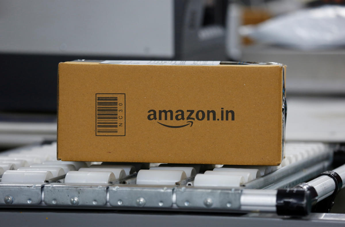 With the new rules coming into effect from February 1, Amazon.in has removed a number of products, including mobile accessories and batteries, from its platform. (Reuters File Photo)