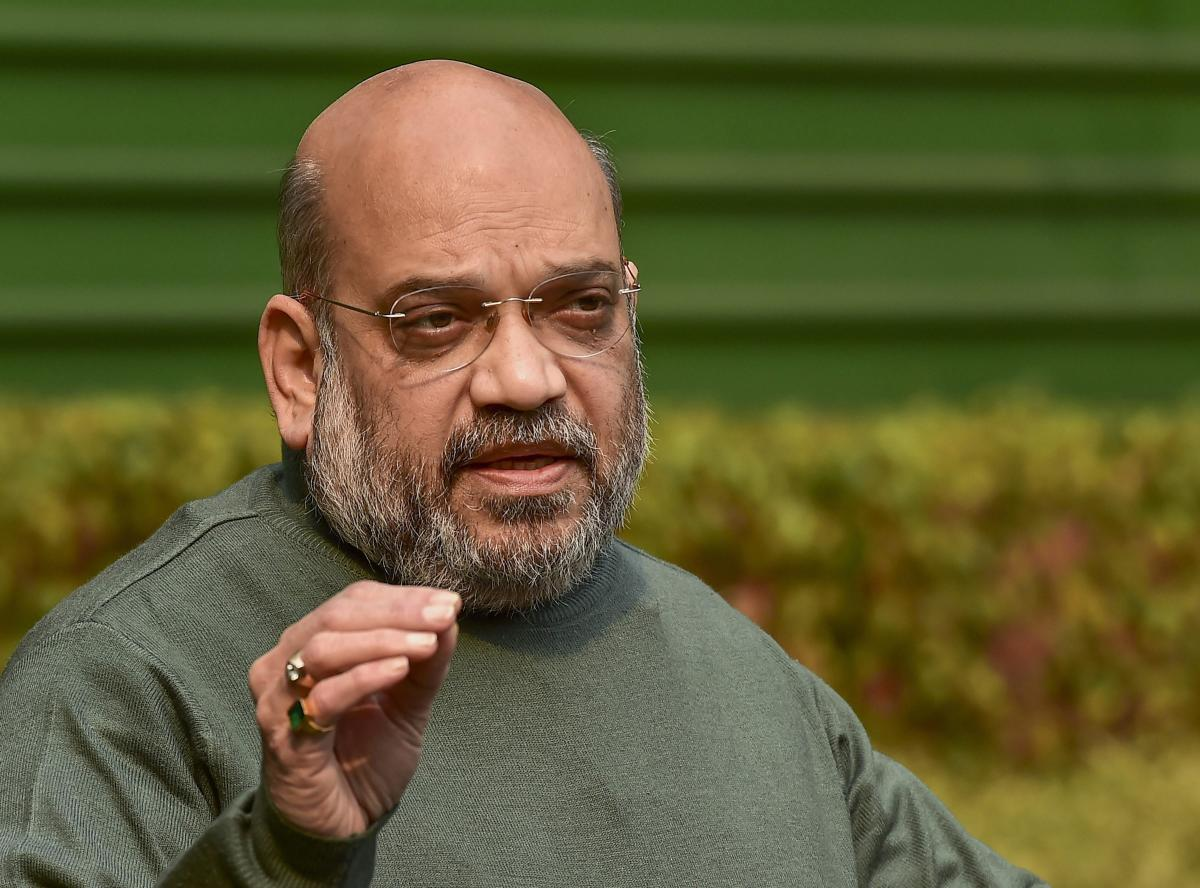 BJP president Amit Shah said his party was ready to fight the combined opposition in the forthcoming Lok Sabha polls.