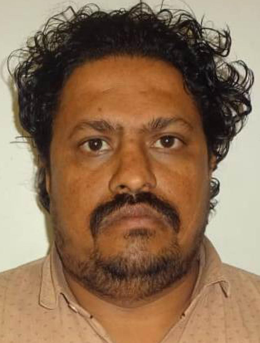 Sridhar, a rowdy, was arrested along with his associates by the Jnanabharati Nagar police in connection with the case.