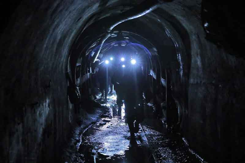 The labour ministry has issued new rules permitting women to work in opencast mines during 7 pm to 6 am. (AFP Photo. For representation purpose)