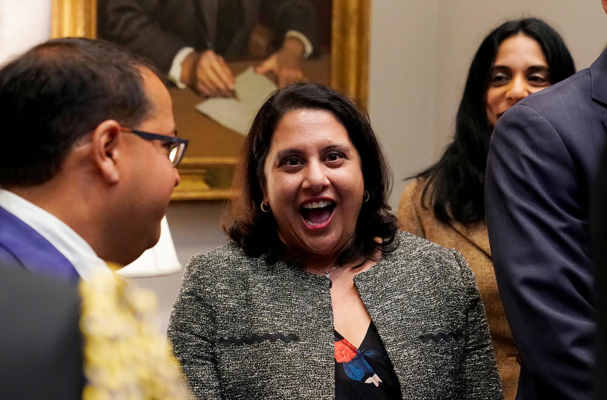Neomi Rao. Reuters photo.