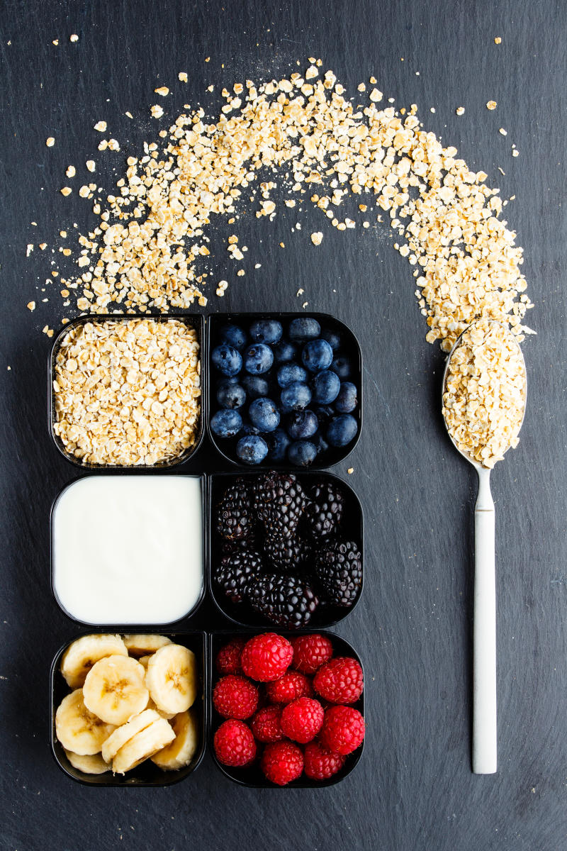 Western-style breakfast comprising cornflakes, oats, muesli, etc have grown in popularity.