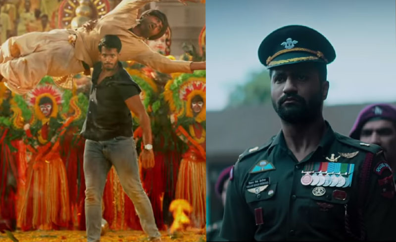 After households in Mandya were handed out free tickets to Chief Minister HD Kumaraswamy's son Nikhil's Sandalwood flick Seetharama Kalyana, a Karnataka BJP leader has now organized free, week-long screening of the Bollywood movie Uri: The Surgical Strike at a Bengaluru mall.
