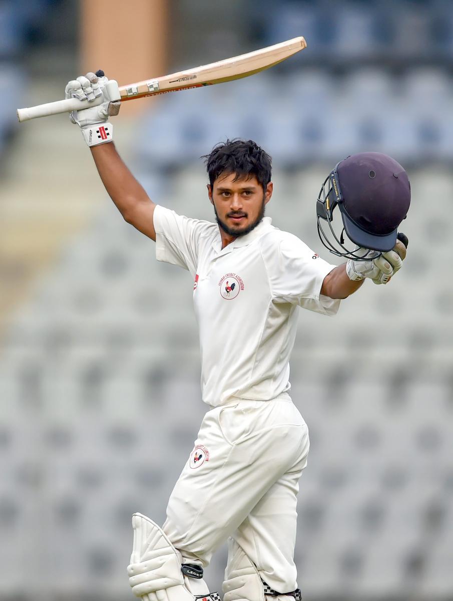 Priyank Panchal. File photo