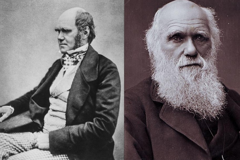 Charles Darwin. Image courtesy: Wikimedia Commons