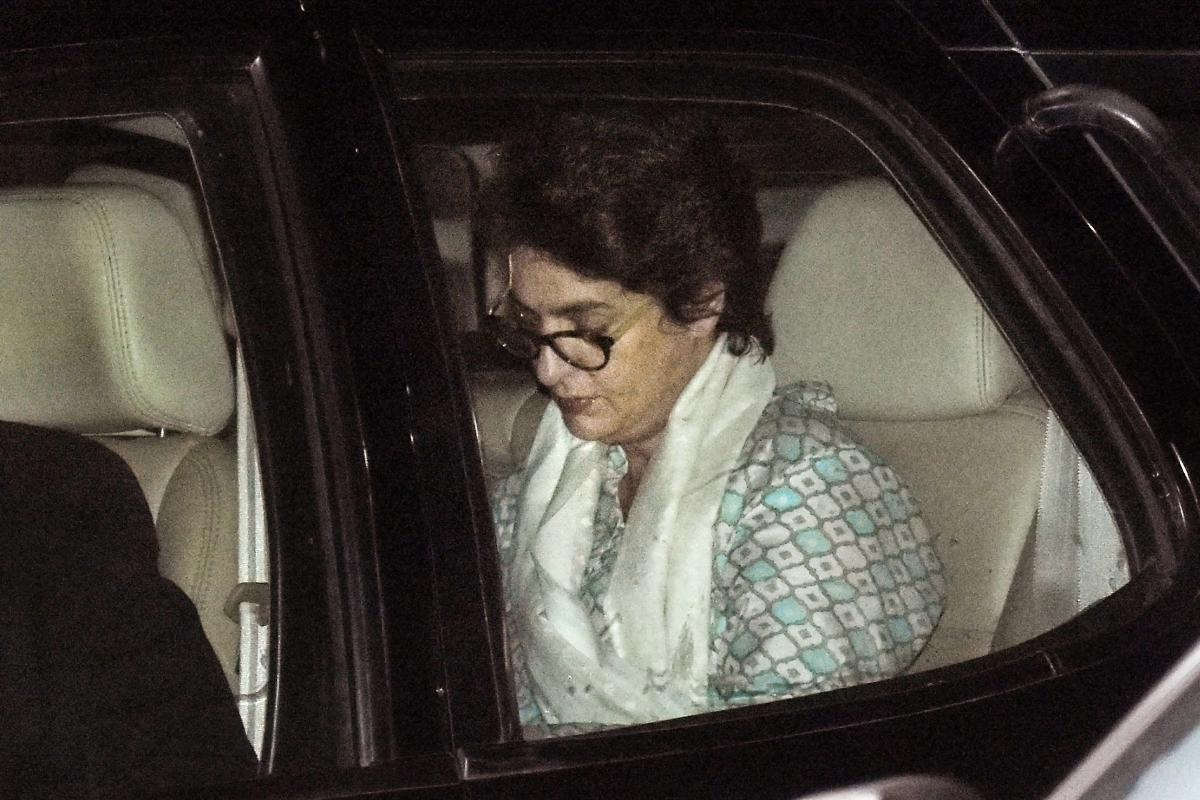 Returning to the state capital after a short visit to Jaipur Gandhi got cracking at the UP Congress headquarters. (PTI File Photo)