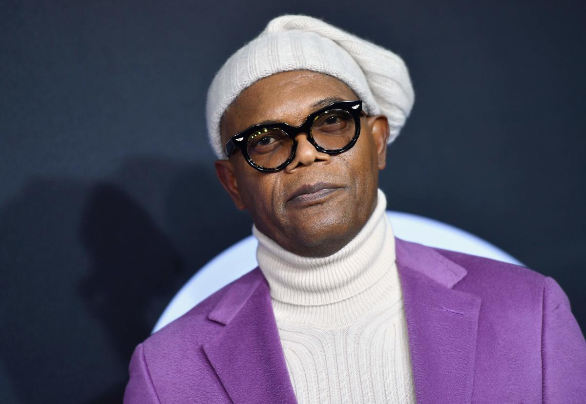 """Samuel L Jackson was recently seen in """"Glass"""" and is reprising his role of Nick Fury in """"Captain Marvel"""", which is out next month. AFP file photo."""