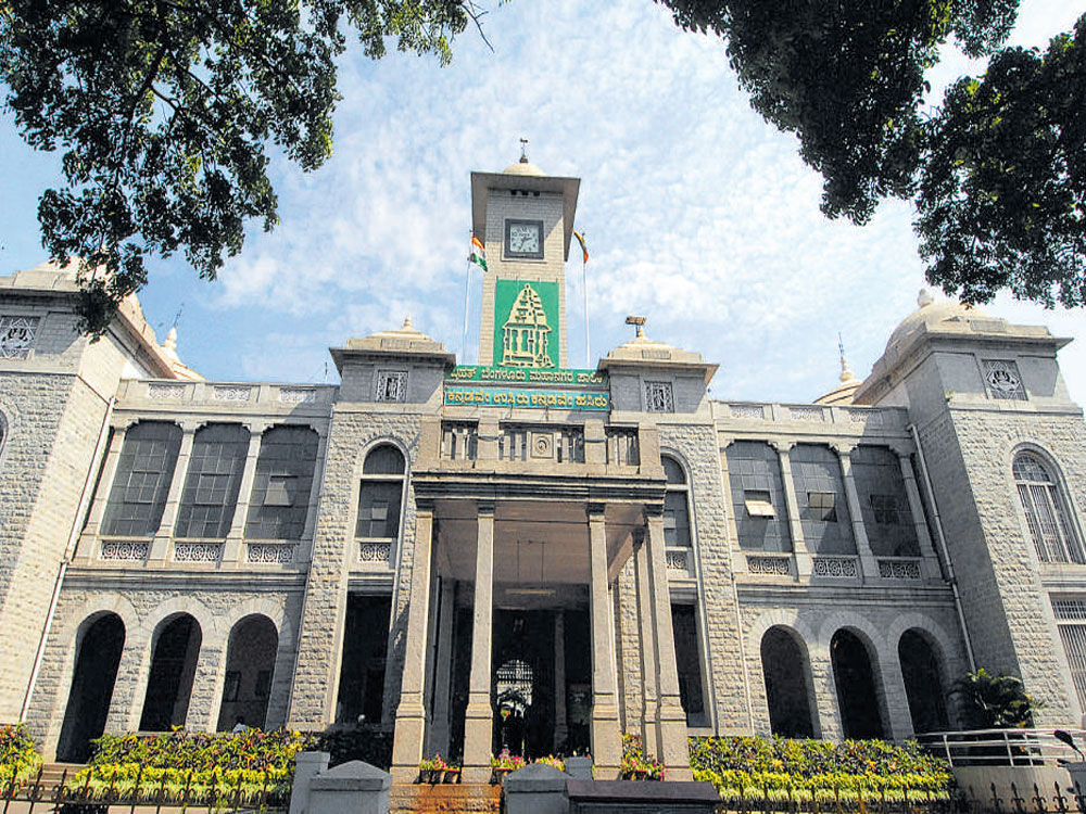 BBMP official pulled up for 'acting like court'