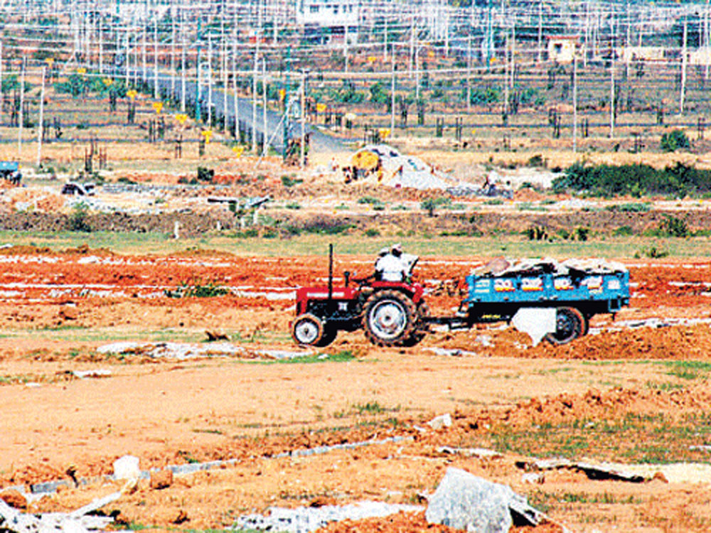 The BDA issued a statement after receiving complaints and grievances from allottees who got sites in the second phase. (DH File Photo)