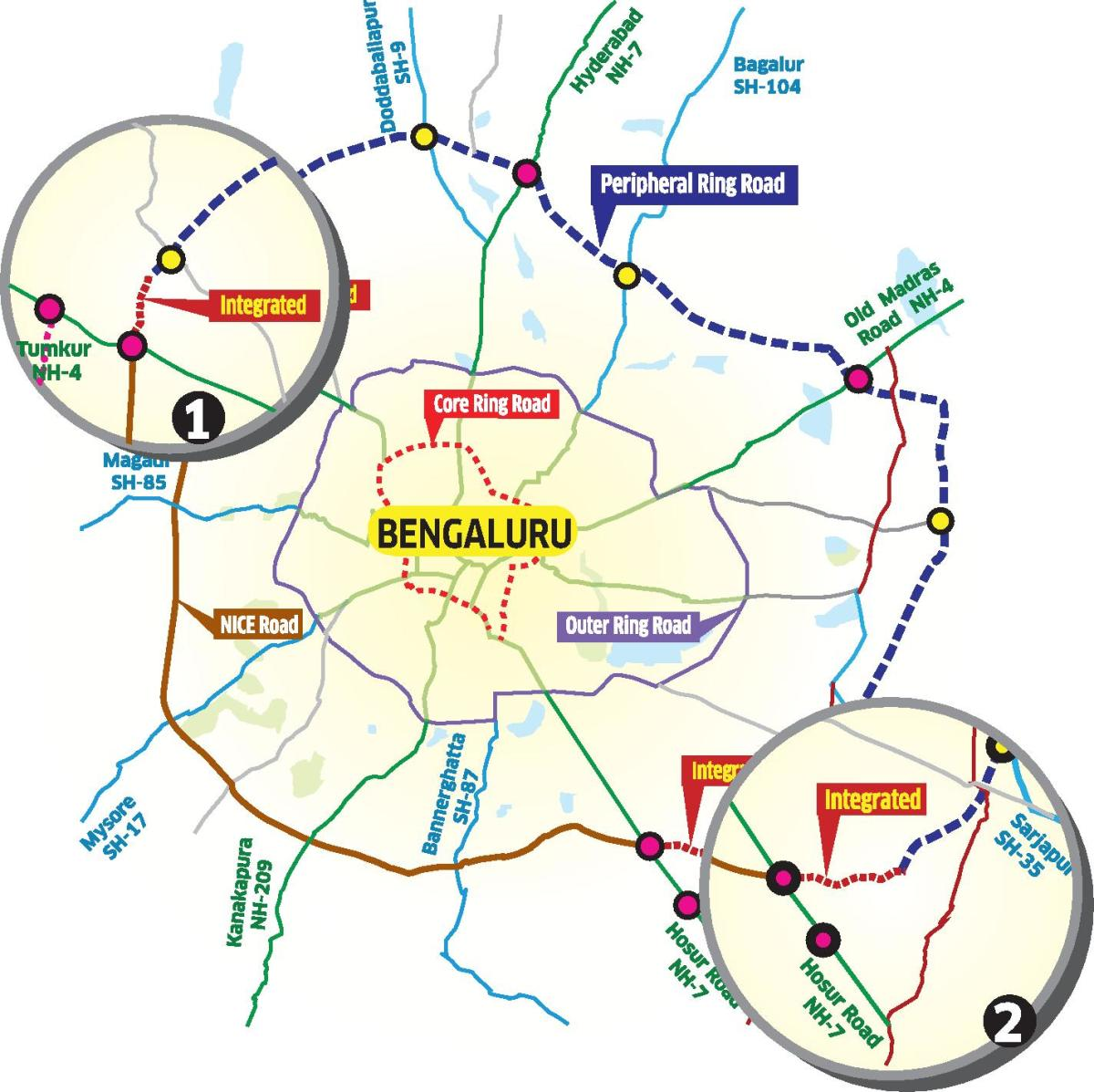 BDA has a new financing plan for PRR | Deccan Herald