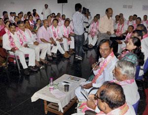 Telangana march may hit normal life in Hyderabad