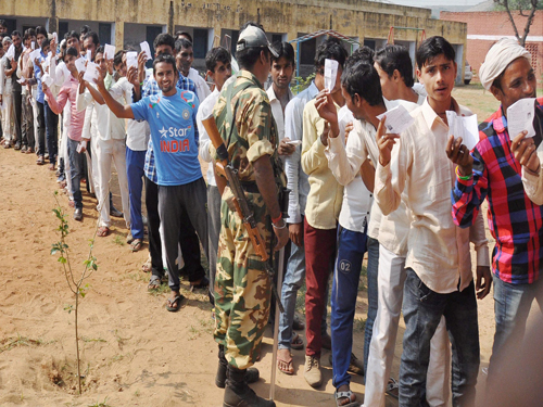Polling underway for Narayankhed by-election in Telangana