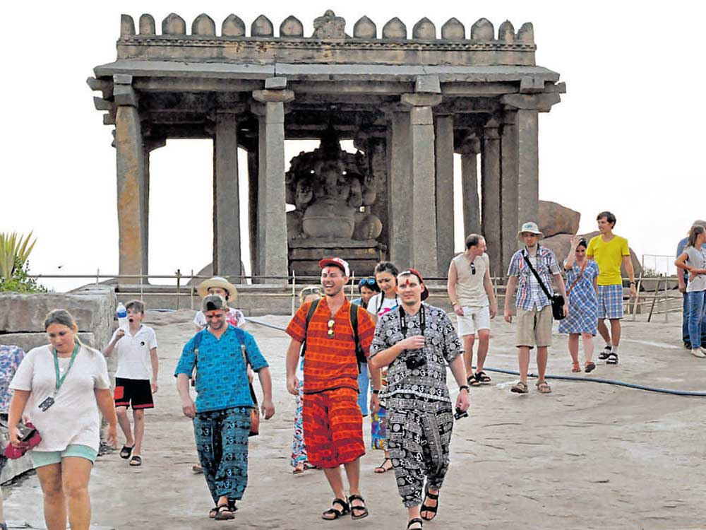 Footfall at Hampi dips; entry ticket rate hike is not the reason, says ASI