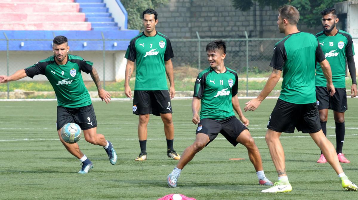 ISL: Bengaluru FC face stern Delhi test