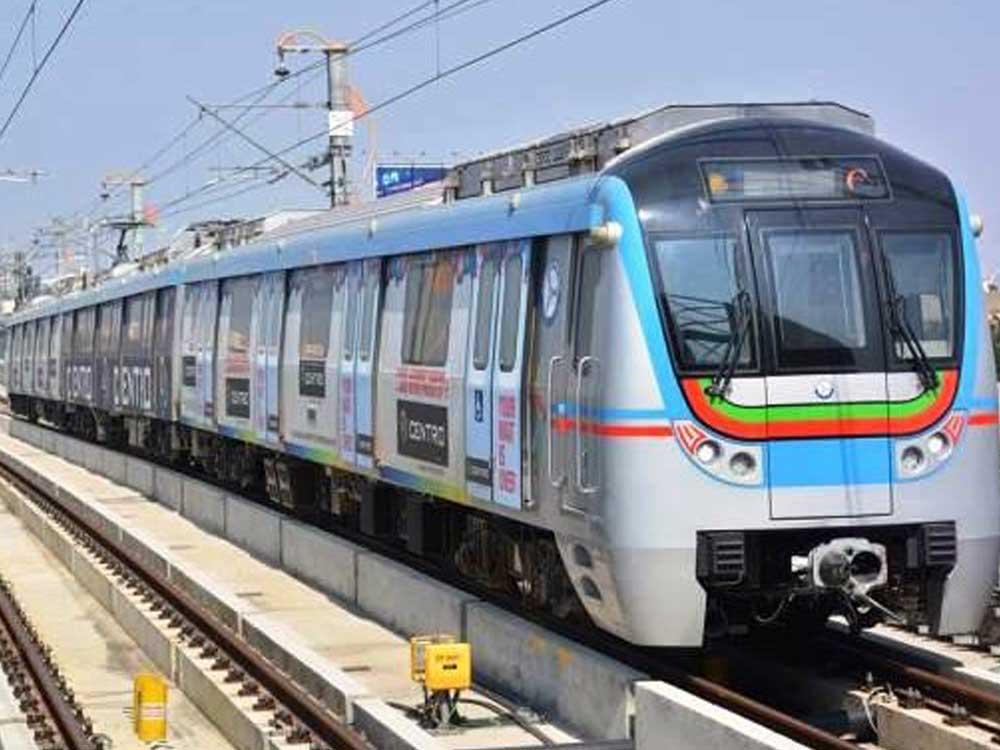Telangana govt begins tracking 2nd phase of Hyderabad Metro