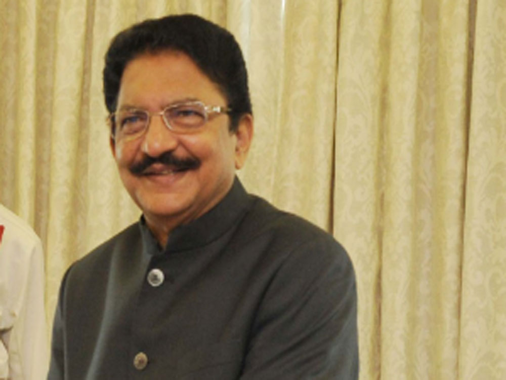 The WCDM will provide opportunities to critically evaluate the challenges as well as opportunities for the implementation of the development agenda at the ground level, Maharashtra Governor CH Vidyasagar Rao said. Image courtesy Twitter