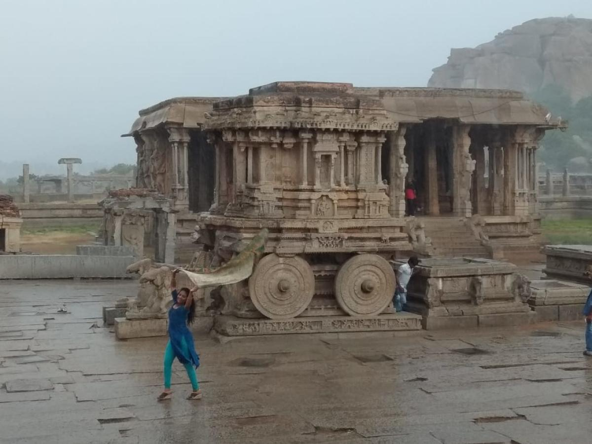 Hampi. DH file photo