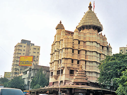 Siddhivinayak temple was also on radar