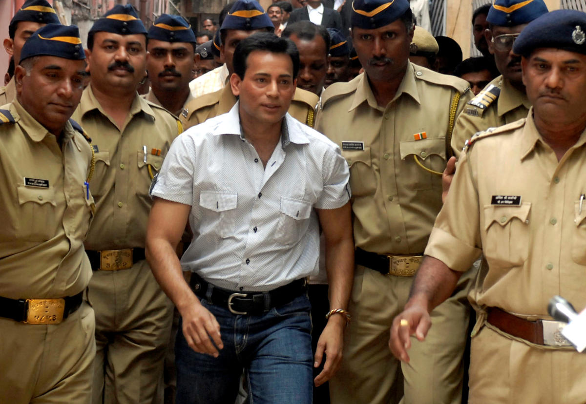 The Bombay High Court on Tuesday refused to grant parole to gangster Abu Salem to marry, observing that he has been convicted on a serious charge of terrorism. Reuters file photo