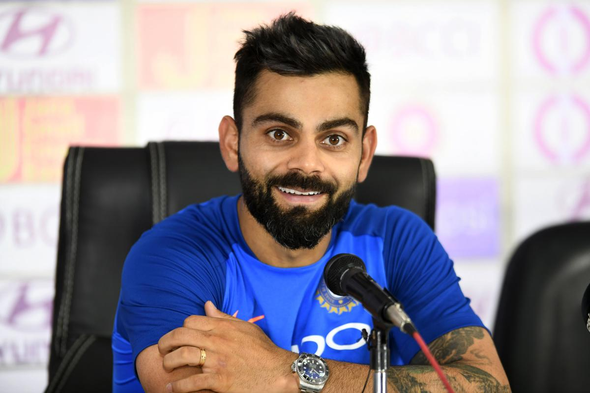 MAKING IT CLEAR Indian captain Virat Kohli says IPL performances will have no bearing on team selection for the upcoming World Cup. PTI