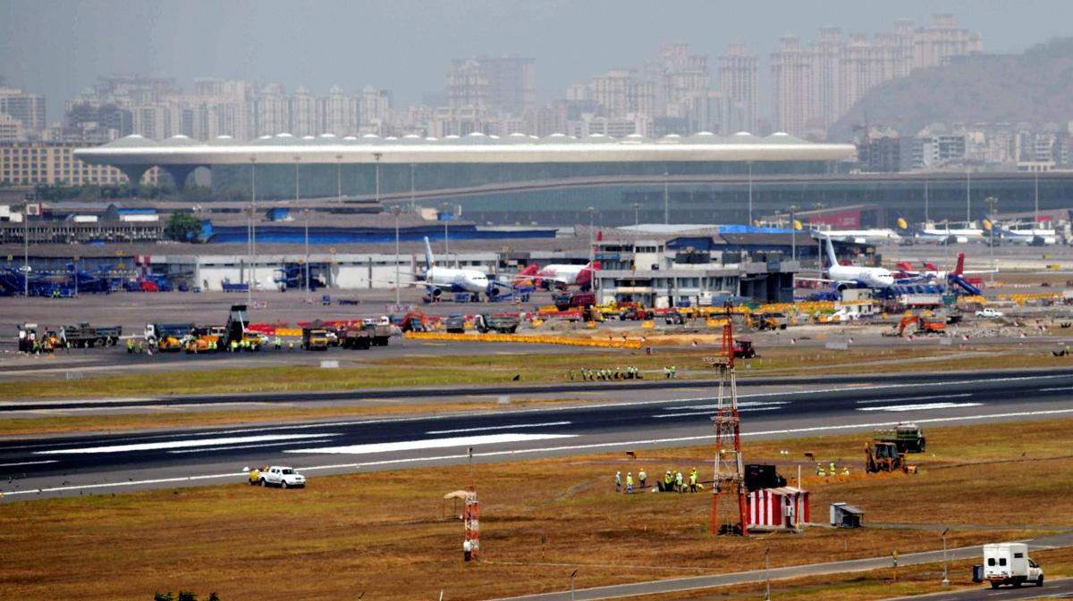 A Mumbai airport official said security teams were carrying out searches in the premises. (PTI File Photo for Representation)